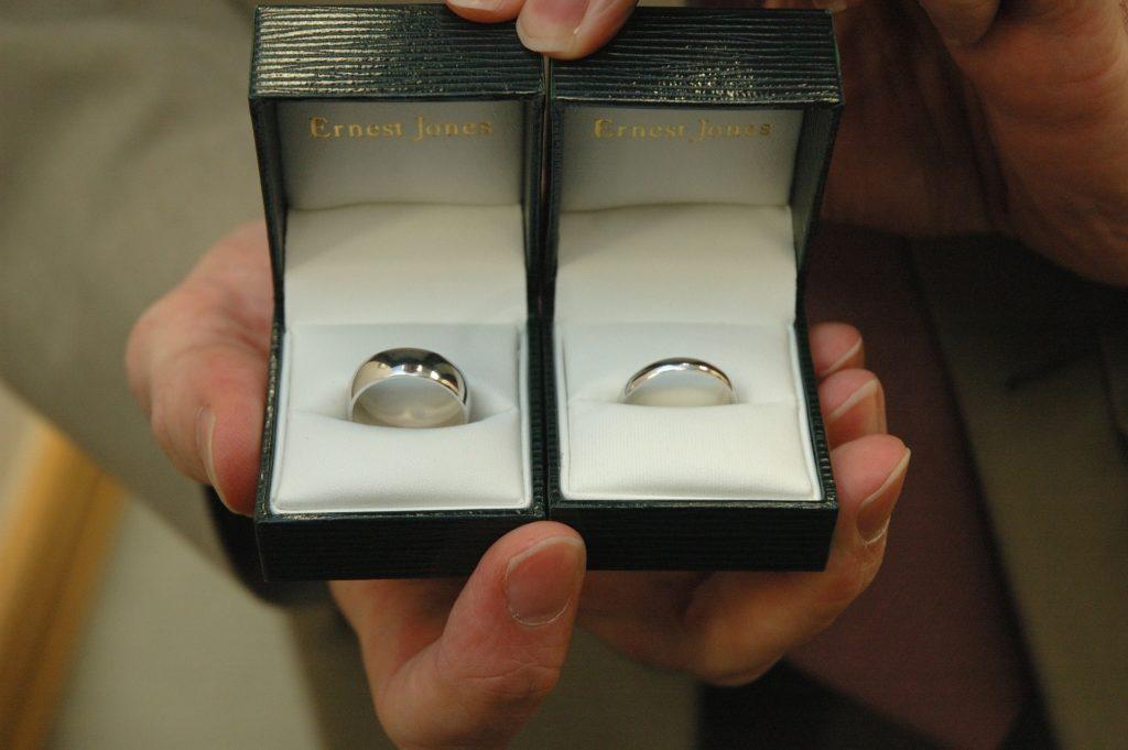 Der Ring als Ritual einer Ehe